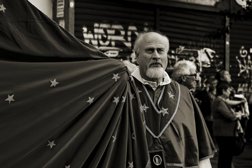 Napoli, San Gennaro Celebration, 2013